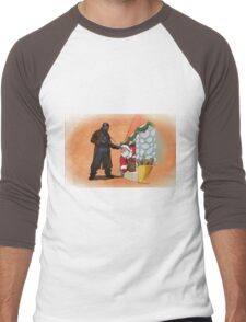 Omar Little strikes again Men's Baseball ¾ T-Shirt