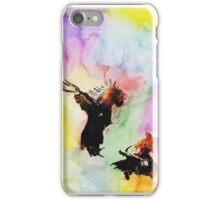 Cockfighting iPhone Case/Skin