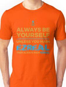 Ezreal Main Unisex T-Shirt