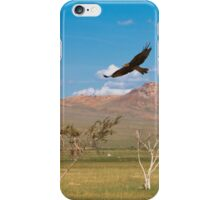 Flying above ghers iPhone Case/Skin