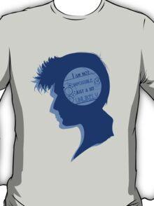 Ten silhouette T-Shirt