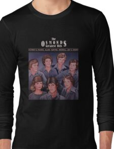 The Osmonds Greatest Hits Long Sleeve T-Shirt