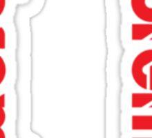 2 x Brembo sticker Sticker
