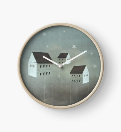 Architecture of Dreams Clock