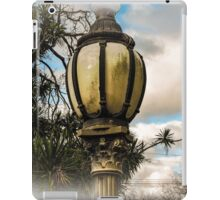 Street lamp from days gone by iPad Case/Skin