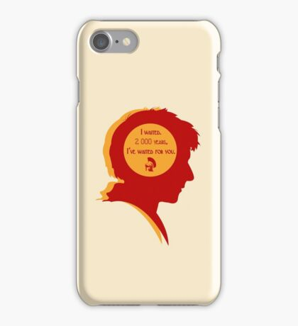 Rory silhouette iPhone Case/Skin