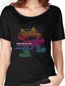 Monstercat Merch Women's Relaxed Fit T-Shirt