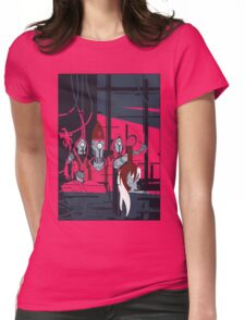 ROBONOMICON Womens Fitted T-Shirt