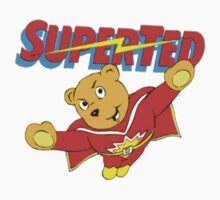 Super Ted One Piece - Long Sleeve