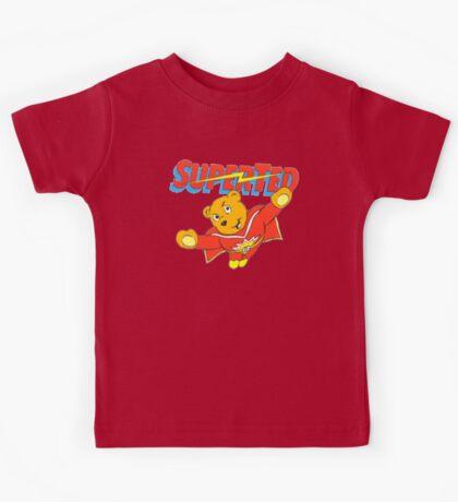 Super Ted Kids Tee