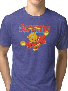 Super Ted Tri-blend T-Shirt