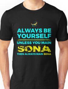 Sona Main Unisex T-Shirt