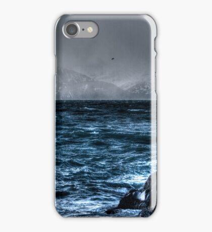Land Meets Sea iPhone Case/Skin