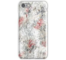 Splish Splash Splatter Brush iPhone Case/Skin