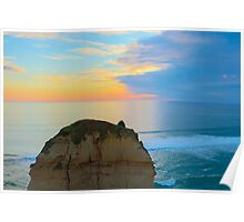The Twelve Apostles Sunset Poster