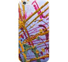 Love Grunge Texture iPhone Case/Skin