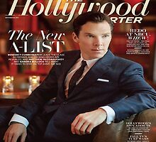 Benedict Cumberbatch - The Hollywood by sophietask