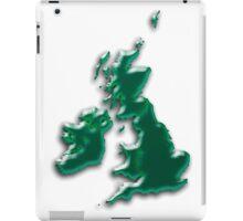 Great Britain  Map iPad Case/Skin