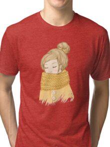 My Cozy Mood Tri-blend T-Shirt