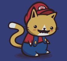 It's-a-me! Meow-rio! T-Shirt