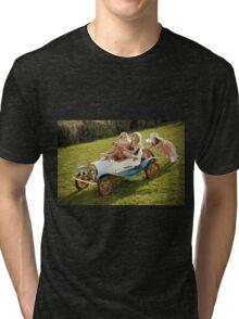 Kids' Tin Lizzy Tri-blend T-Shirt