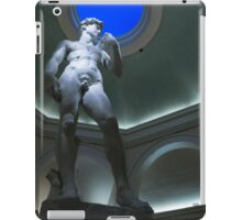 Michelangelo's David iPad Case/Skin