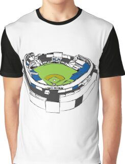 New York, Yankee Stadium Graphic T-Shirt