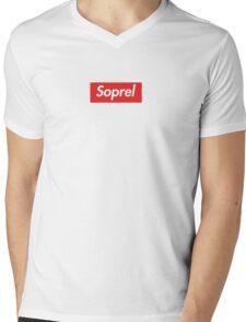 """""""Soprel"""" Bogo T-shirt Mens V-Neck T-Shirt"""