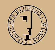 BAUHAUS WEIMAR (VINTAGE) by THEUSUALDESIGN
