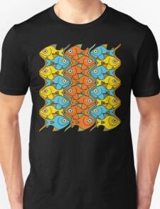 Something is Nicely Fishy Here! T-Shirt