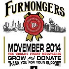 FURMONGERS 2014 Movember by antdragonist
