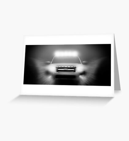 FORD RANGER  Greeting Card
