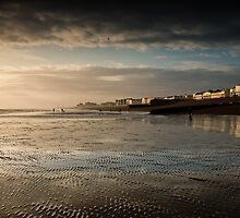 Low tide by jamesdt