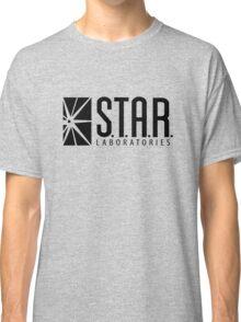 STAR LABS - LABORATORIES - Black Classic T-Shirt
