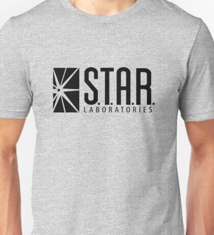 STAR LABS - LABORATORIES - Black Unisex T-Shirt