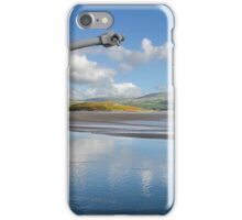 View From PortMeirion Keyside iPhone Case/Skin