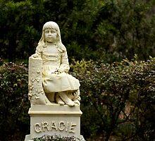 """""""Gracie"""" Bonaventure Cemetery by ishotit4u"""