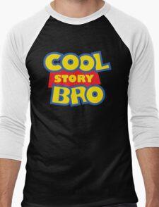 Cool Story Bro! Men's Baseball ¾ T-Shirt