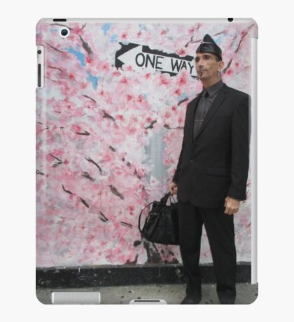 Sexy soldier iPad Case/Skin