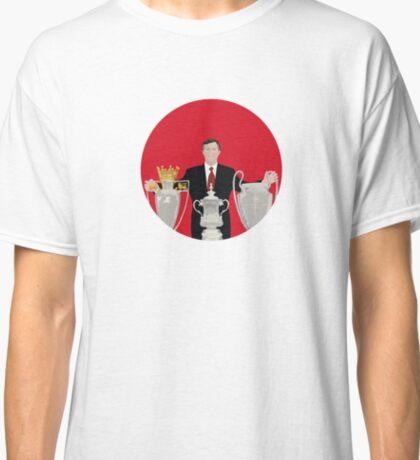 Alex Ferguson. Classic T-Shirt