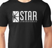 STAR LABS - LABORATORIES - White Unisex T-Shirt
