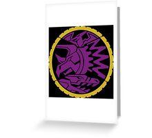 PuToTyra: The Invincible Combo Greeting Card