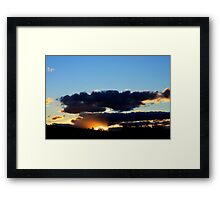 Forge of the Earth Framed Print
