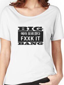BIGBANG 03 Women's Relaxed Fit T-Shirt