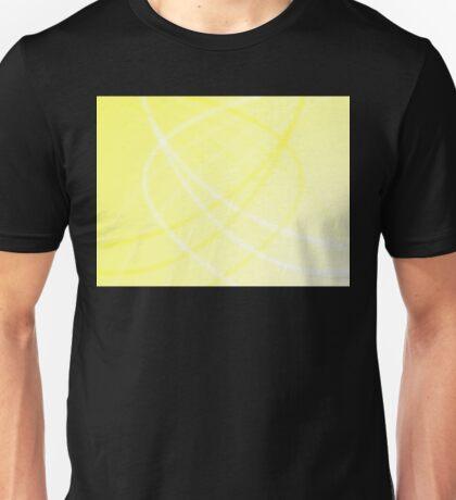 Yellow Background Unisex T-Shirt