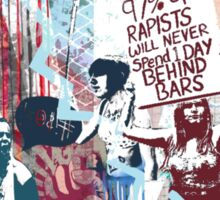 Rape culture Sticker