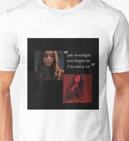 Nina Dobrev, Moonlight Unisex T-Shirt