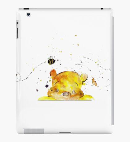 Yellow Bear iPad Case/Skin