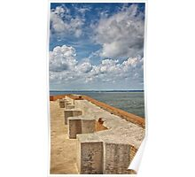 Fort Sumter Wall Poster