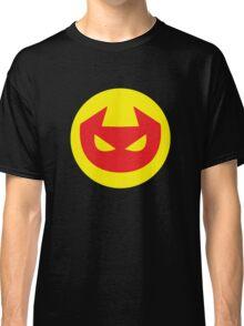 Simple Devil Icon Classic T-Shirt